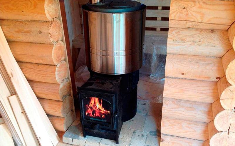 печь для бани с водой ульяновск
